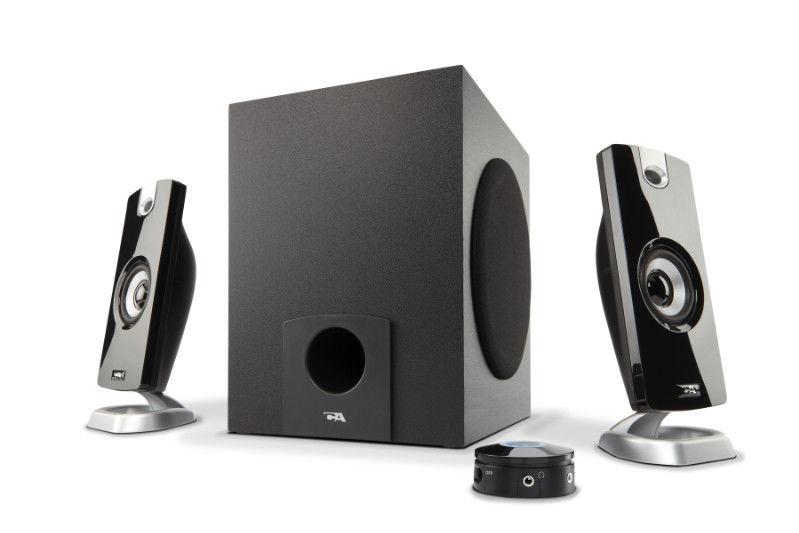 Cyber Acoustics 18W Peak Power Speaker System