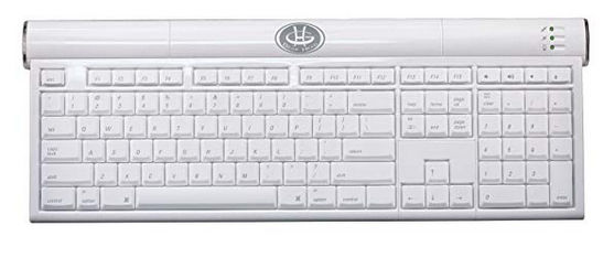 LMP Bluetooth Keypad 2 WKP-1644Stand-alone and connectable with Apple Magic keyboard A1644, 23-keys, OS X