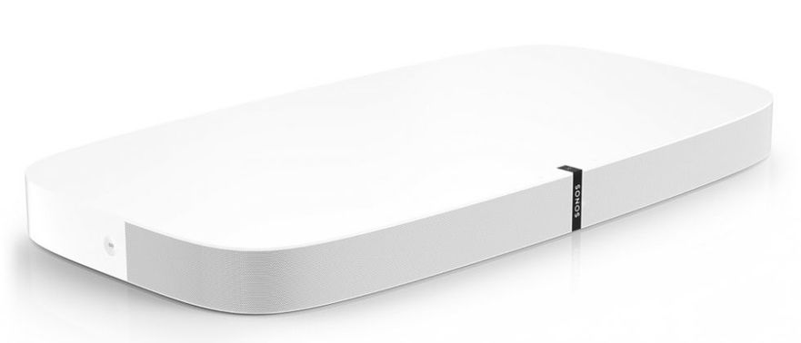 Sonos PLAYBASE Wireless Soundbase, White