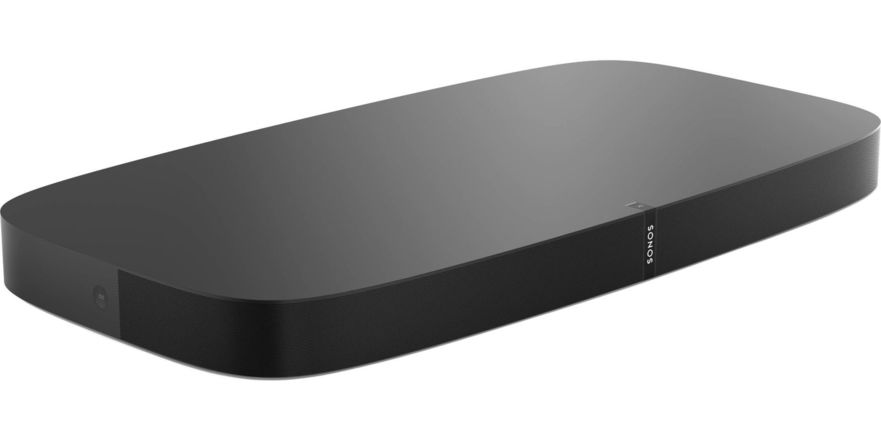 Sonos PLAYBASE Wireless Soundbase, Black
