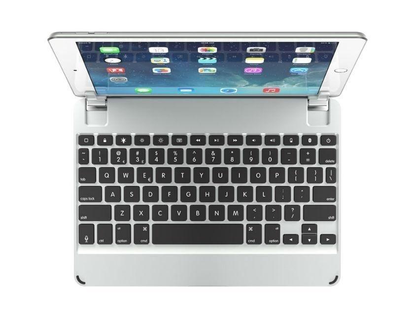 BRYDGE 9.7 Aluminum Keyboard for iPad, Silver