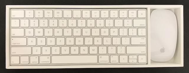 NEW Apple Wireless Magic Keyboard and Magic Mouse 2 Combo x Free US Shipping