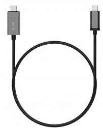 LMP Magnetic Safety Charging Cable, Space Gray, 1.8m
