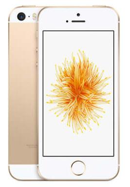 NEW Apple iPhone SE 128GB, Gold