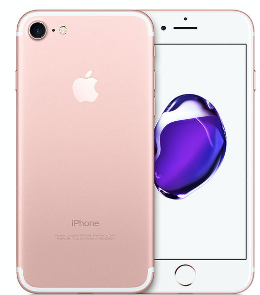 Refurbished Apple iPhone 7 128GB Rose Gold