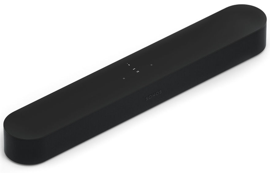 Sonos BEAM TV Sound Bar, Black