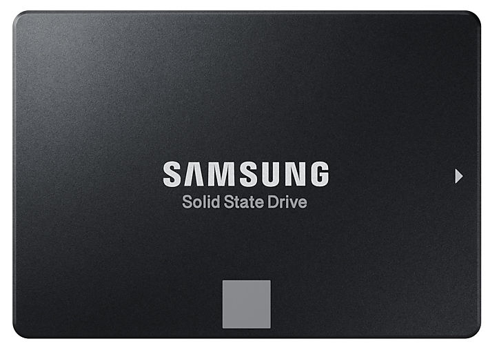 Samsung Solid State (SSD) 500GB Internal Drive (Installed)