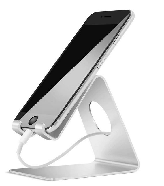 Lamicall Cell Phone Stand for iPhone 6/6S/7/8/X/XS