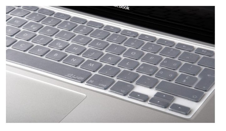 Protective Cover in Clear for most Mac and Macbook Keyboards