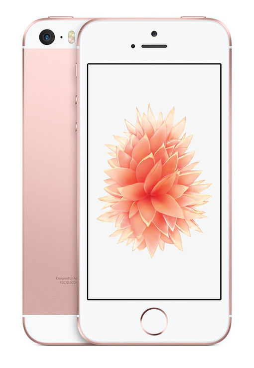 NEW Apple iPhone SE 128GB Rose Gold