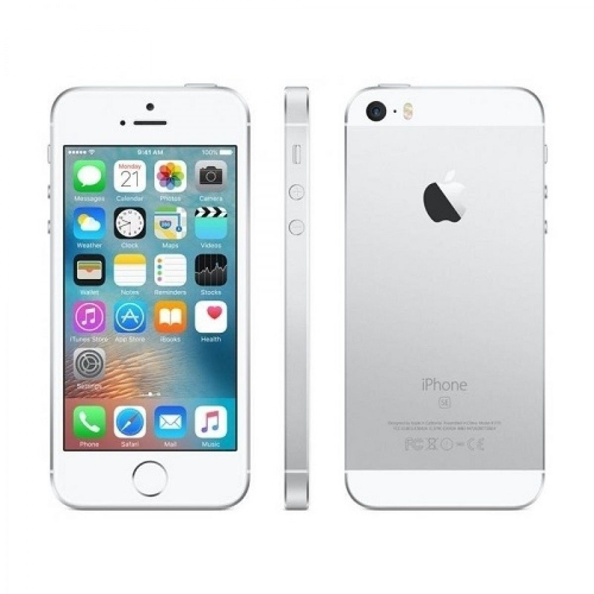Refurbished Apple iPhone 5S 32GB, Silver