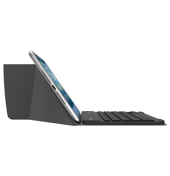 Mini Bluetooth Keyboard with Stand CoverTravel Size Wilreless Keyboard