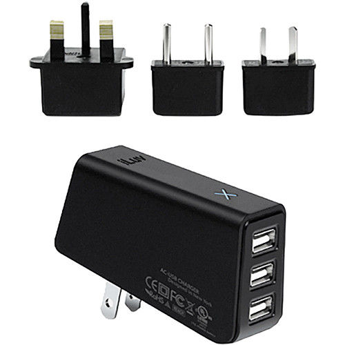 iLuv Triple USB Power Adapter