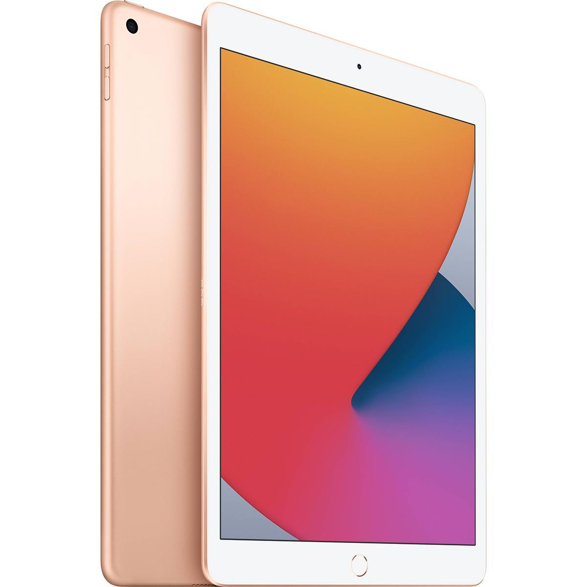 "Apple iPad 8 - 10.2"" (Gold) Wi-Fi + Cellular 32GB"