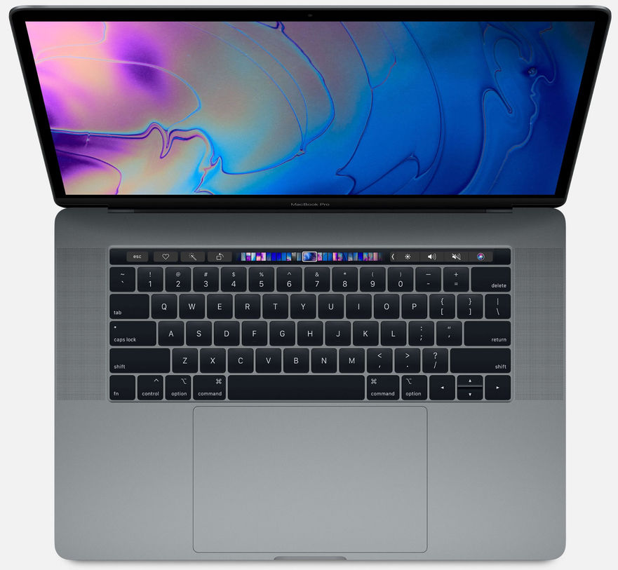 "Apple MacBook Pro 15"" Retina Touch Bar"