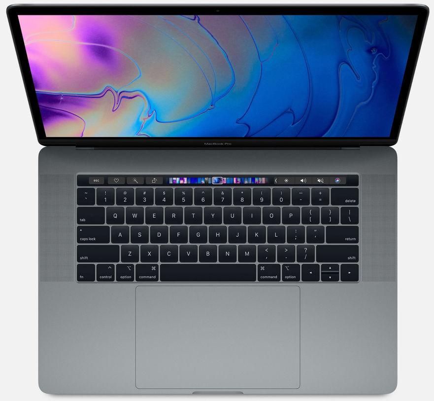 "Refurbished MacBook Pro 15"" Retina Touch Bar"
