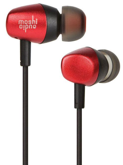 Moshi Mythro Headphones, Burgundy Red