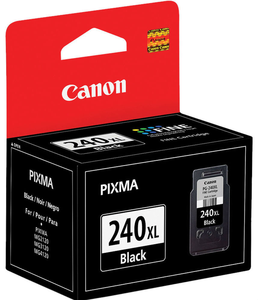 PG-240XL Extra Large Black Ink CartridgeFor PIXMA MG2120, MD3120, MG4120