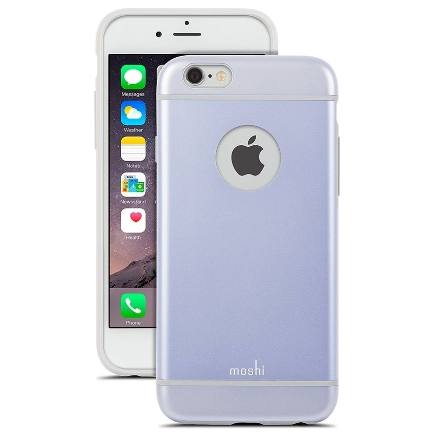iGlaze Case for iPhone 6 Plus, Lavender