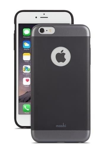 iGlaze Case for iPhone 6 Plus, Black