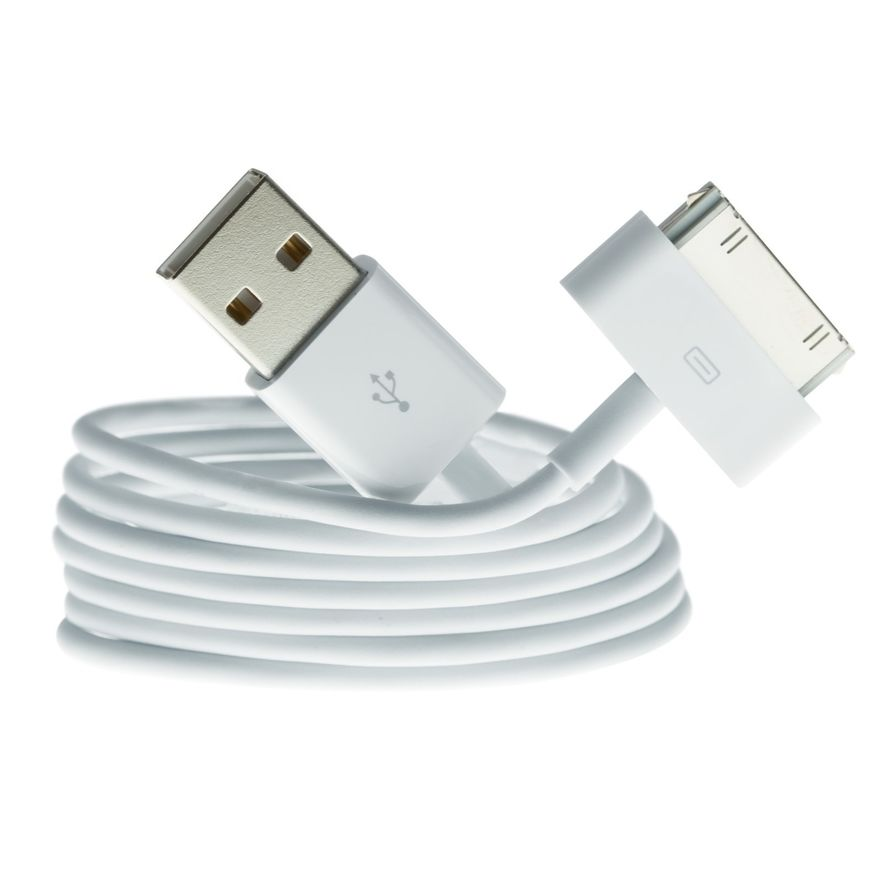 Apple iPod Dock to USB 2.0 Cable