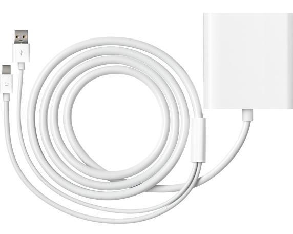 Apple Mini DisplayPort to Dual-Link Adapter