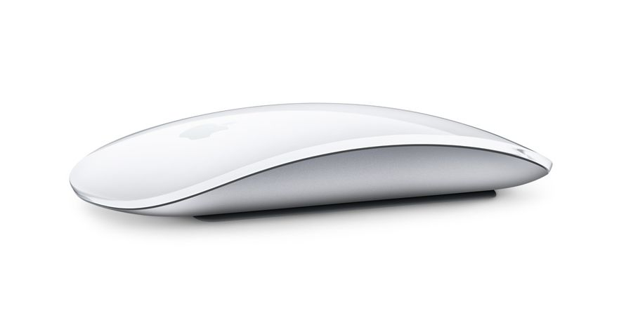 Apple Magic Mouse 2, White/Silver
