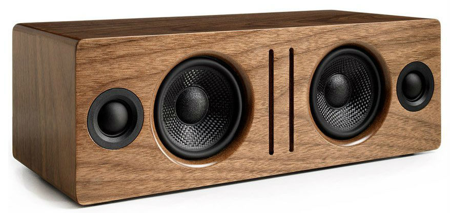 Audioengine B2 Walnut Bluetooth Speaker