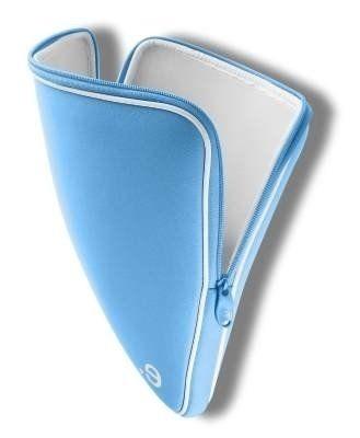 "LA Robe Laptop Sleeve for MacBook Pro 15"", Blue/Grey"