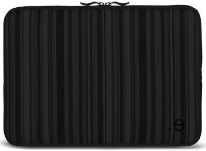 "LA Robe Allure Laptop Sleeve for 15"" Laptop, Black"
