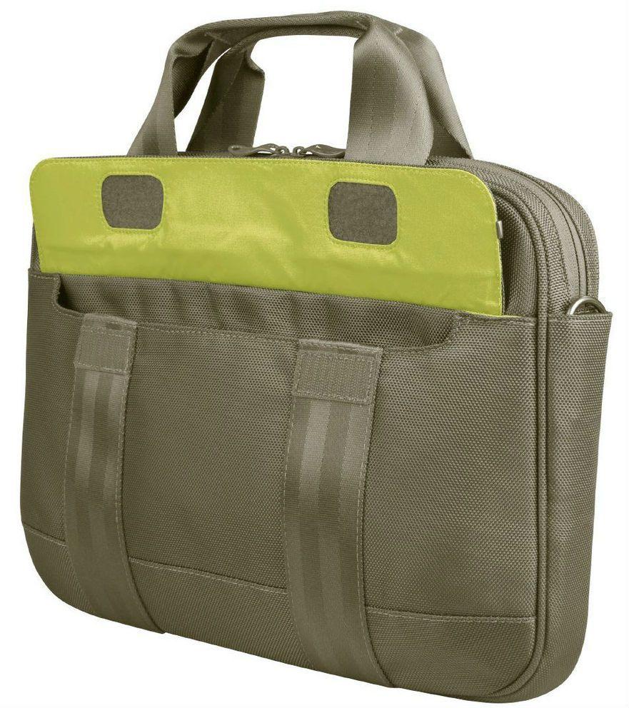 LE Rush Messenger Bag, Lime Park