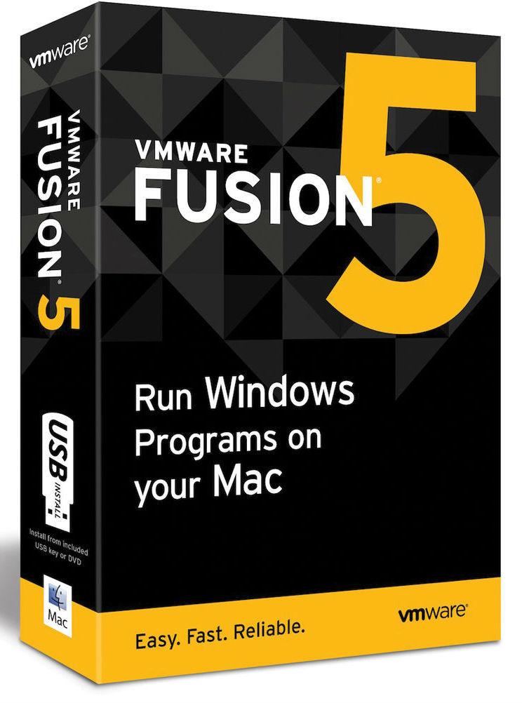 VMware Fusion V.5
