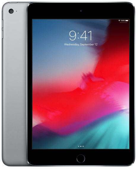 Apple iPad mini (Space Gray) Wi-Fi + Cellular - 64GB