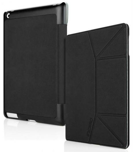 Incipio LGND Convertible Case for iPad Air, Black