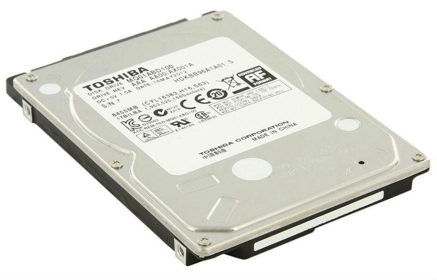 "HGST 1TB  2.5"" SATA Internal Drive"