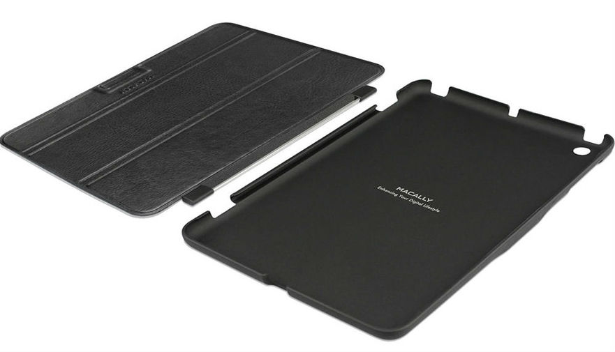 Reversible Cover Case for iPad Mini, Black