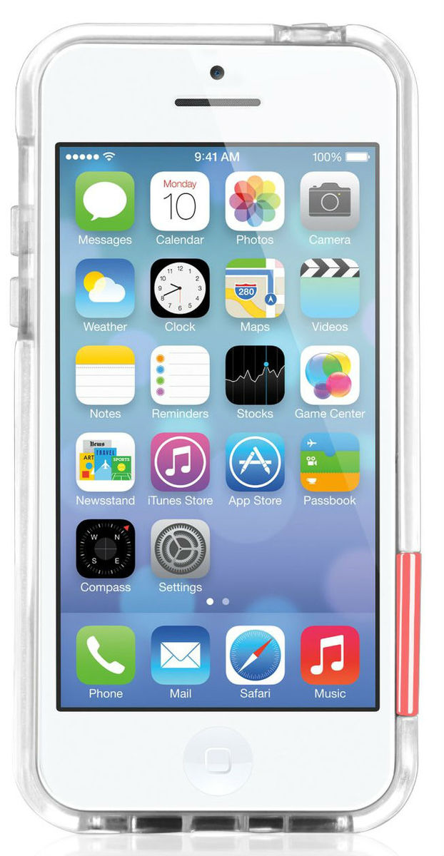Clear Frame Case for iPhone 5C Only