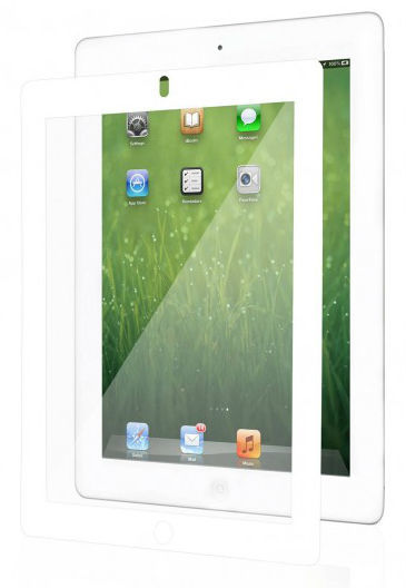 Moshi iVisor XT for iPad (White)