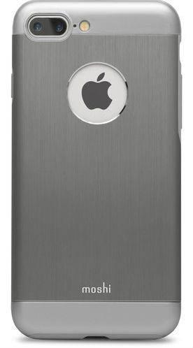 iGlaze Armour Case for iPhone 7 Plus, Gray