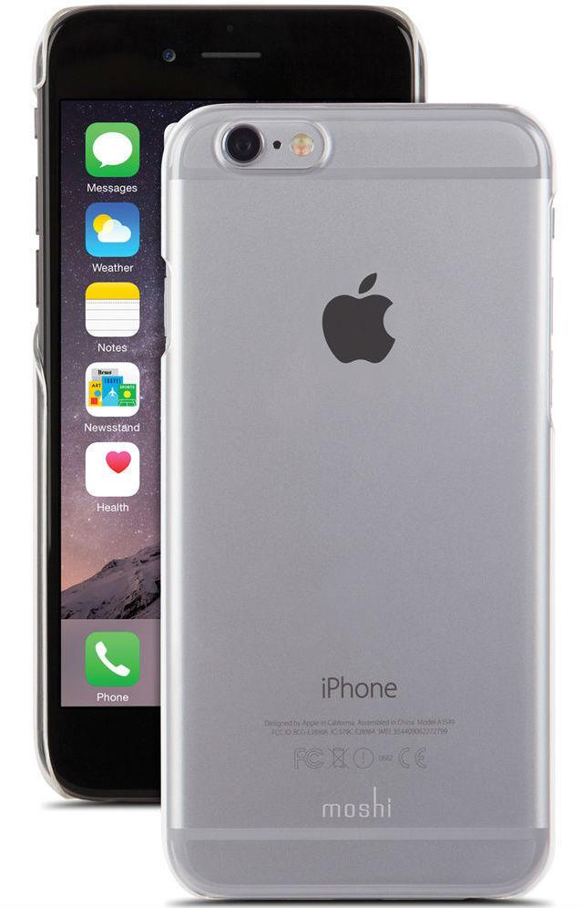 Moshi iGlaze XT for iPhone 6 (Clear)