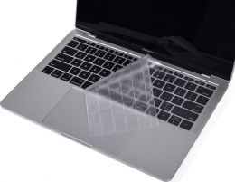 Carapace Silicone Keyboard Cover for Apple Aluminum Keyboard with Numeric Keypad