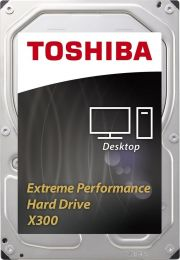 "Toshiba 4TB 3.5"" Desktop Internal Hard Drive"