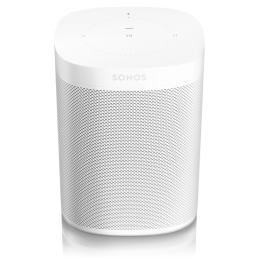 Sonos ONE Wireless Speaker, White