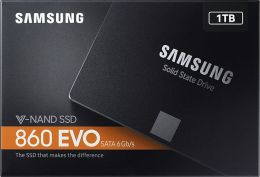 Samsung Solid State (SSD) 1TB Internal Drive (Installed)