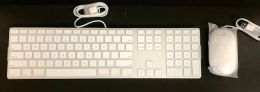 Apple Wired Keyboard with Numeric Keypad