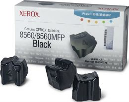 Black Solid Ink for Phaser 8560 - 6 pack