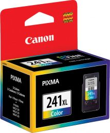 CL-241XL Color Ink Cartridge for PIXMA MG4120, MG3120, MG2120