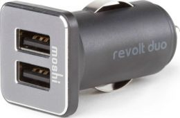 Revolt Duo - Dual Port USB Car Charger