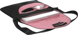 LA Garde Robe  Black/Light Pinkfor 13in Macbook Pro