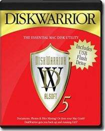 Alsoft DiskWarrior 5 Recovery Utility